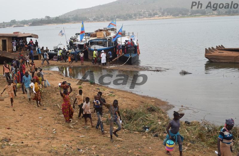 Le HCR organise le rapatriement volontaire de plus de 100 réfugiés centrafricains de la République Démocratique du Congo
