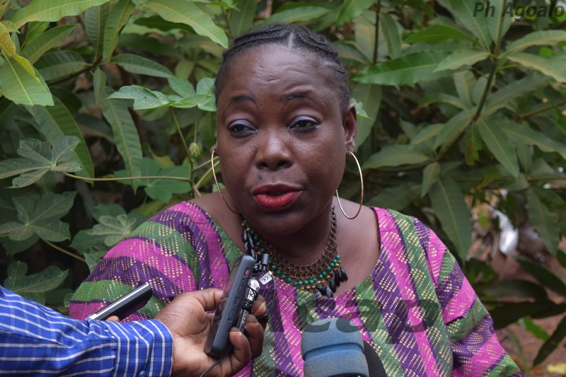 vice-président du HCC Isabelle  Vackat
