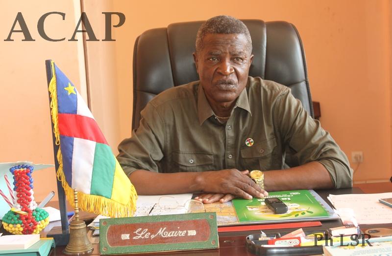 président de la délégation spéciale de la ville