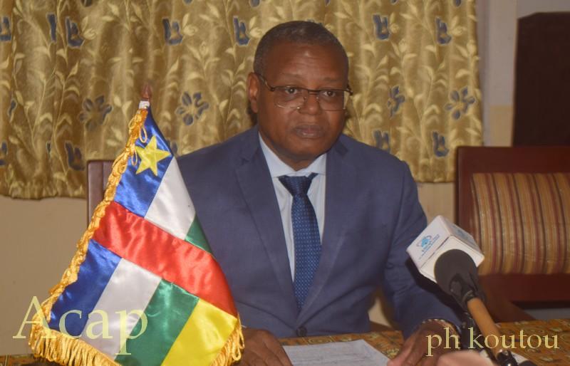 ministre Pierre Somsé