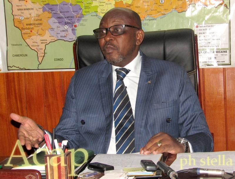 Ministre Kazagui
