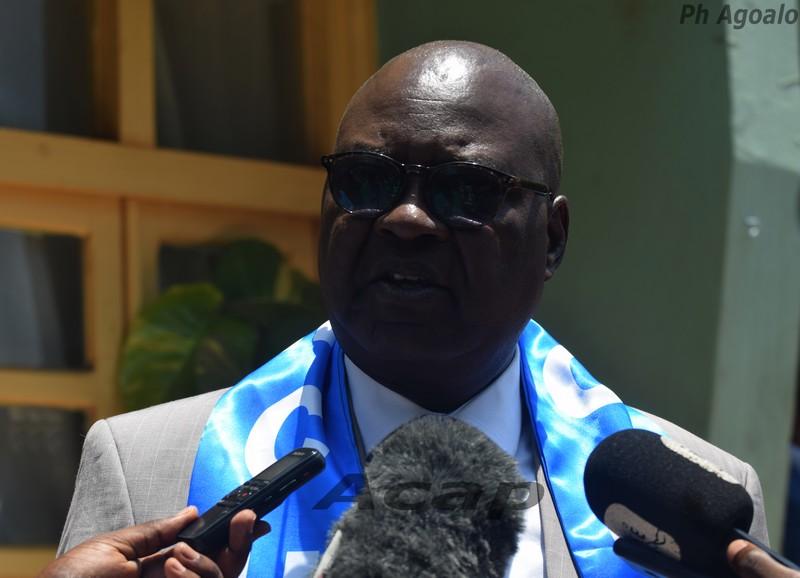 Signature à Bangui de l'accord politique entre le MCU et les partis politiques alliés