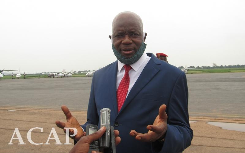 Bientôt la réouverture de l'aéroport international Bangui M'Poko