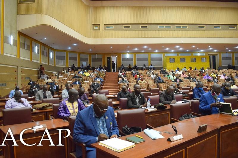 Les députés adoptent avec amendement le projet de loi portant organisation et fonctionnement de l'ANE