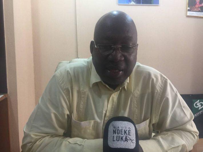 Célestin Yanendji élu nouveau président de la Fédération Centrafricaine de Football
