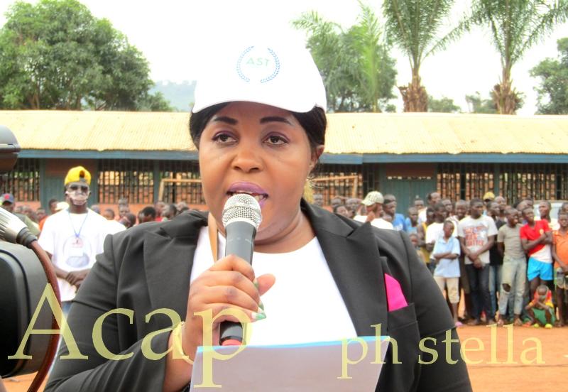 Poursuite à Bangui des activités de validation du bureau de l'AST