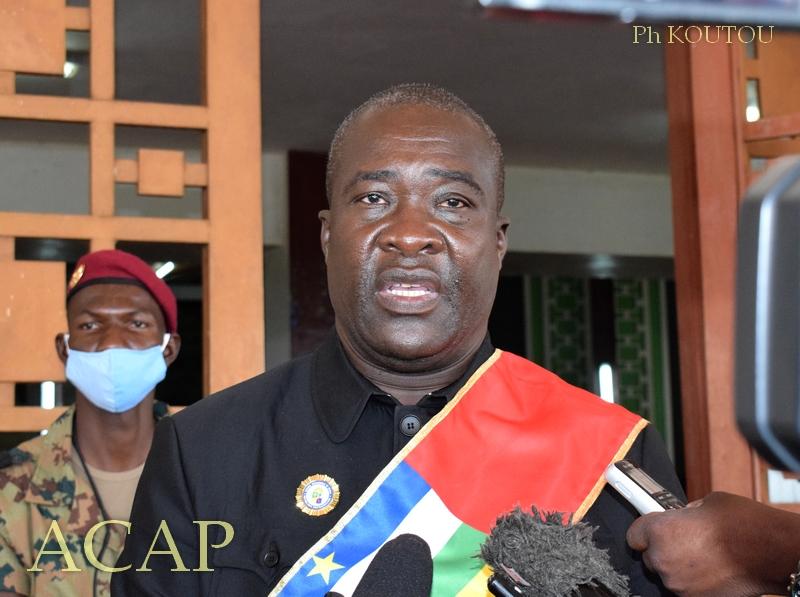 Ouverture à Bangui de la deuxième session ordinaire du Conseil Economique et Social