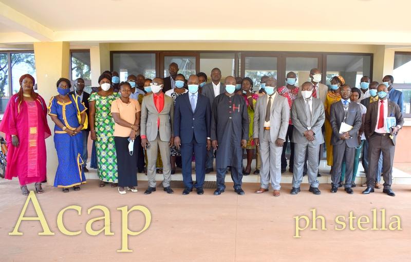 Ouverture à Bangui d'un atelier de vulgarisation du Code PME/PMI