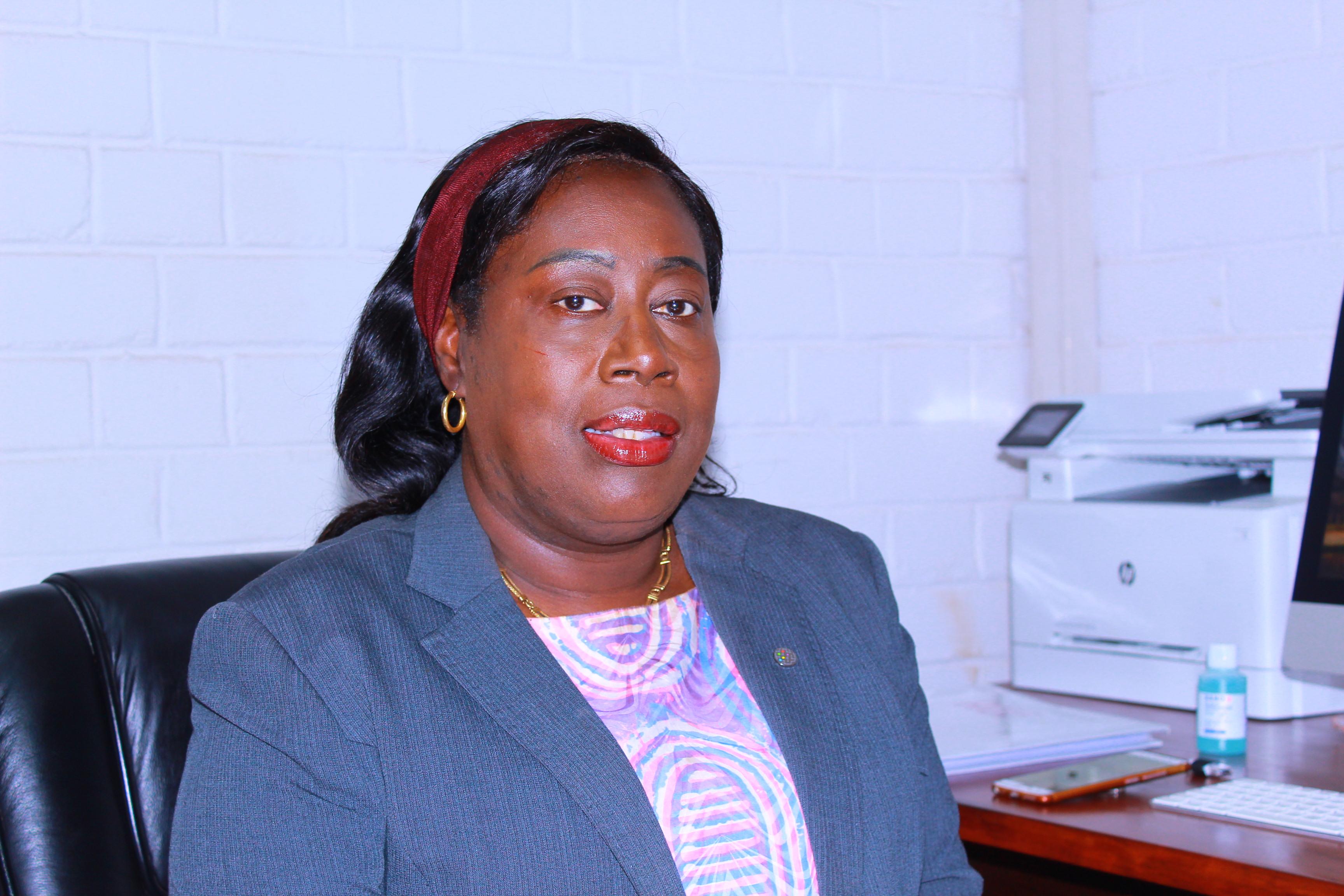 La nouvelle directrice de l'AUF, Mme.Aïssatou Sy-Wonyu