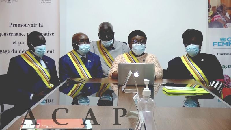Ouverture à Malabo de la 2ème session parlement de la CEMAC en visioconférence