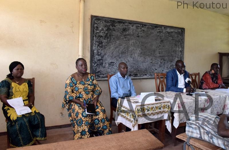 Le Président du HCC échange avec les étudiants en journalisme sur les élections