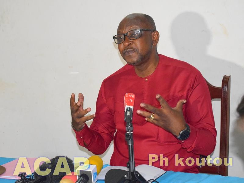 Centrafrique élections: Les  élections en  Centrafrique  sont une réussite, dixit le ministre Kazagui