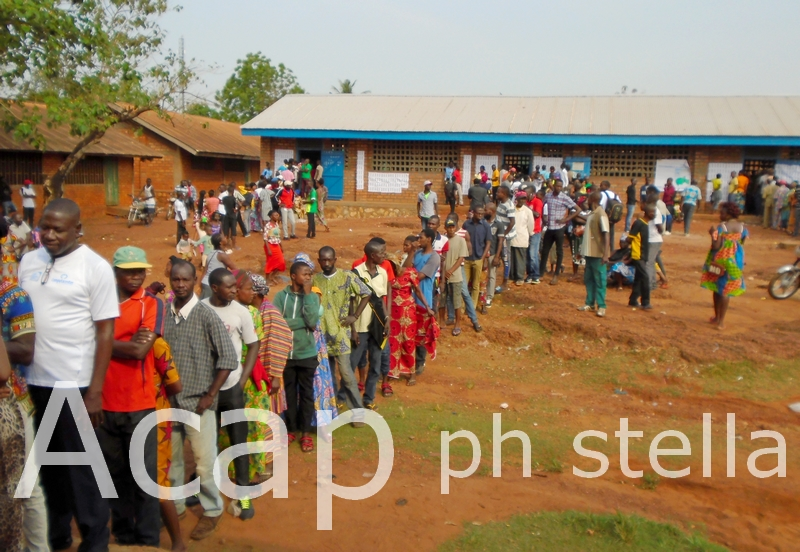 Centrafrique élections : 21 députés élus au premier tour des élections législatives du 27 décembre 2020