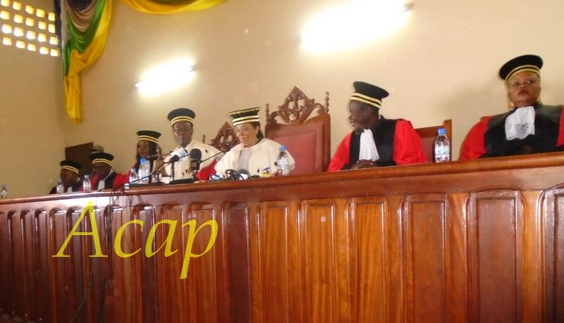 La Cour constitutionnelle valide la réélection du Président Faustin-Archange Touadéra pour un second mandat