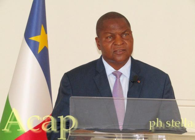 Le Président Touadéra tend la main patriotique à l'opposition démocratique et attend poursuivre l'œuvre de la réconciliation