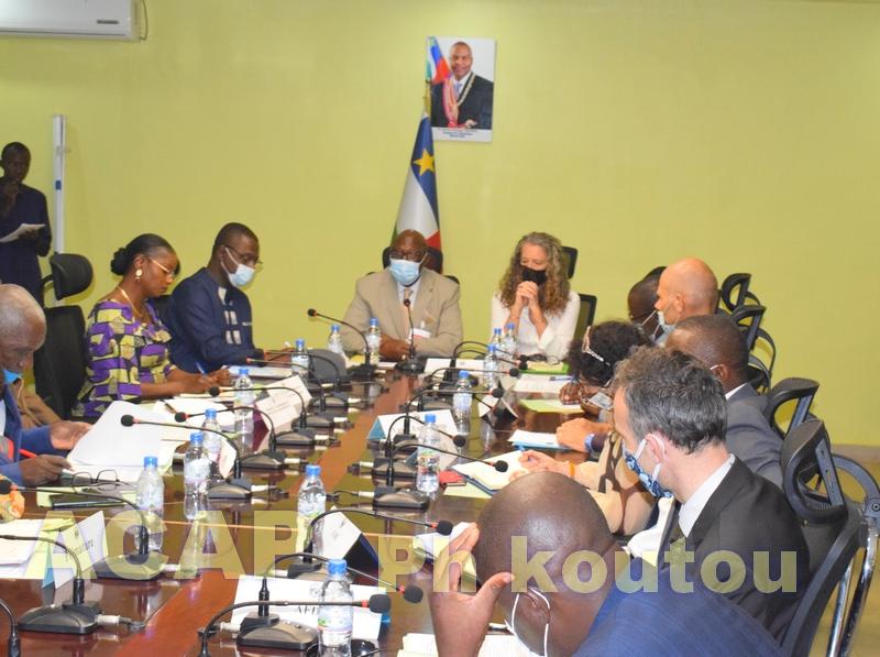 Première réunion de l'année du Comité Directeur Conjoint du RCPCA