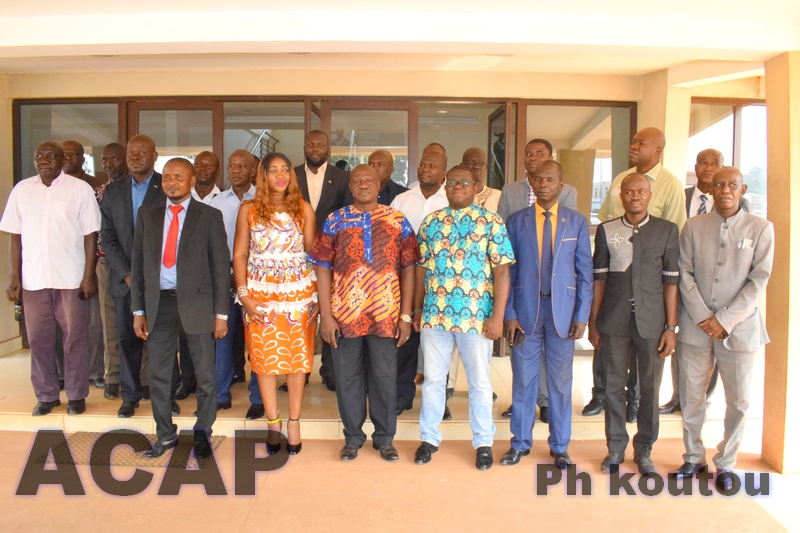Atelier de sensibilisation sur la vérification de la conformité des produits importés en Centrafrique