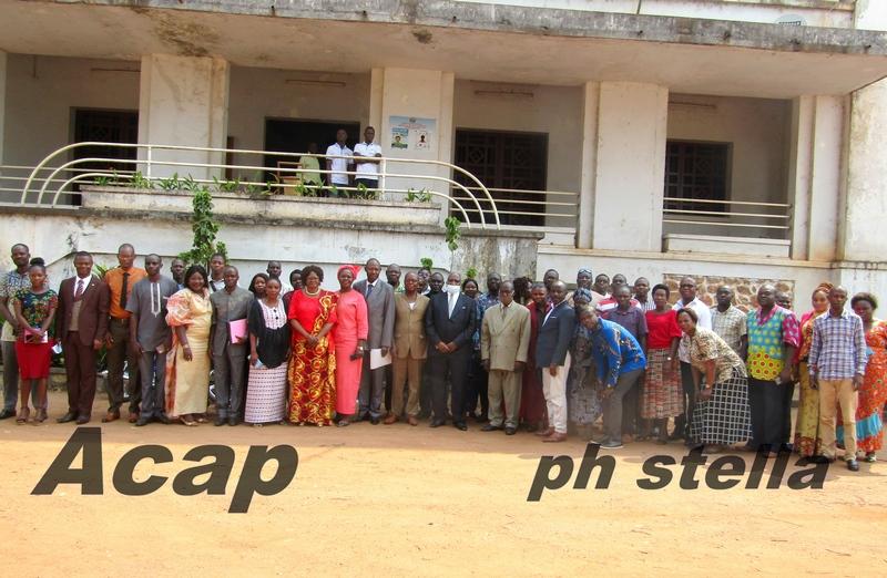 Renforcement de capacité des opérateurs économiques centrafricains