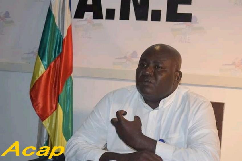 Le Rapporteur général, Porte-parole de l'Autorité Nationale des Elections fait le monitoring des élections du 14 mars 2021