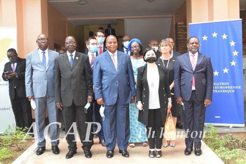 Lancement officiel du programme d'appui au développement rural (DEVRUR II)