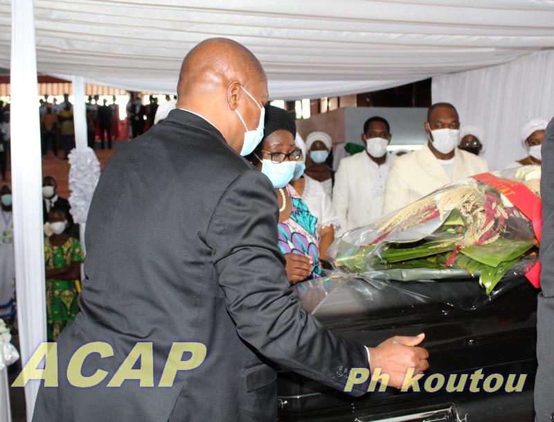 Désiré Bilal Nzanga Kolingba élèvé à la dignité de Grand Officier à titre posthume