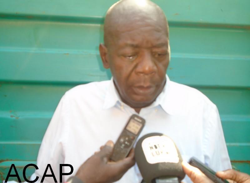 Assemblée générale extraordinaire du club Olympique Réal de Bangui