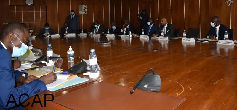 Le Comité National Economique et Financier de la RCA tient sa 2ème session ordinaire