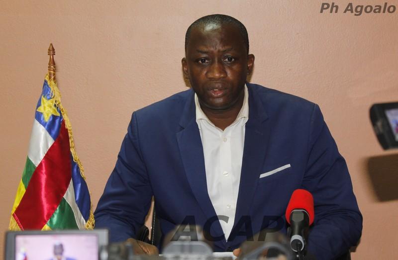 Le gouvernement condamne les exactions perpétrées près de Bossangoa