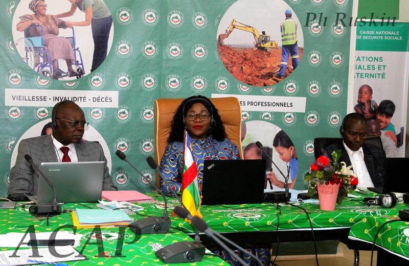 La 30ème session ordinaire du conseil des ministres de la conférence interafricaine de la prévoyance sociale