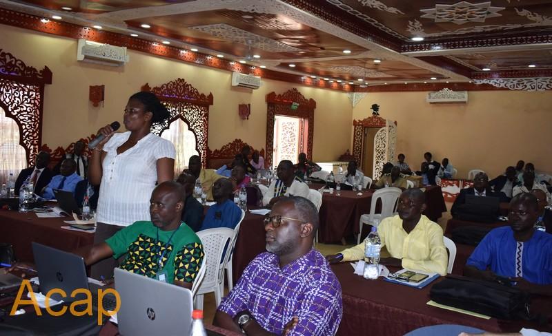 Fin de formation sur la démarche méthodologique d'élaboration d'une politique sectorielle