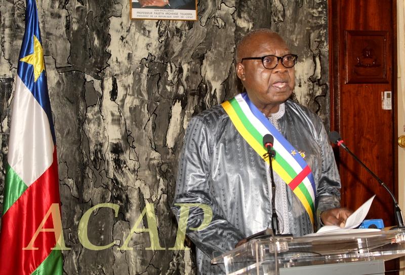 L'Assemblée nationale condamne l'acte odieux commis par les éléments de l'UPC dans la région de Bambari