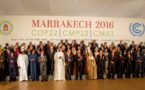 Le Roi Mohamed VI du Maroc considère Marrakech comme un tournant décisif pour l'Accord de Paris