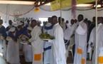 Un culte d'action de grâce en faveur du cinquantenaire de la RCA à l'Eglise Christianisme Céleste de Bangui.