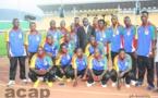 Les Fauves du Bas-Oubangui vont affronter les Fennecs d'Algérie en match amical de football