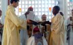 L'ordination épiscopale de Monseigneur Jésus Ruiz Molina, Evêque auxiliaire de Bangassou