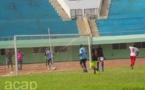 """Football : l'équipe des médias, Info-Sport,  bat """"Orange Centrafrique"""" par 5 buts à 2"""