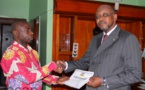 Le ministre Ange Maxime Kazagui distingué par le réseau des journalistes francophones de Centrafrique