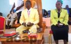 Dimanche-Bienvenu Yangoubanda investi pasteur de l'Église Baptiste de Yangato