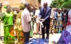Remise de kits agricoles au ministère de l'Agriculture et du Développement Rural