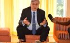 L'Ambassadeur de France à Bangui, Christian Bader
