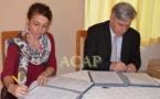 Quatre conventions signées avec la France pour aider à la relance de l'agriculture