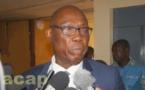 Le Ministre Félix Moloua remet des kits aquacoles à soixante groupements de la périphérie de Bangui