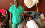 Prise en charge d'une victime de fistule obstétricale à l'hôpital de l'Amitié, à Bangui