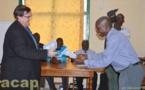 Clôture à Bangui de l'atelier de formation des facilitateurs sur la chenille légionnaire du maïs d'automne
