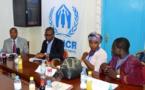 Mots de bienvenue à la formation du représentant du HCR, Buti Kalé