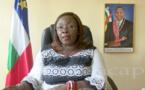 La ministre de la Famille et de la Protection de l'enfant, Gisèle Aline Pana