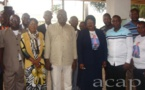 Le Collectif des leaders proches du président Faustin Archange Touadéra fait sa rentrée officielle à Bangui