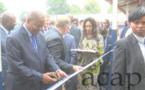Inauguration des bâtiments des écoles de la police et de la gendarmerie