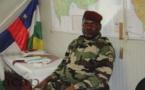 Le colonel Zéphirin Mamadou, nouveau chef d'état-major de l'armée centrafricaine