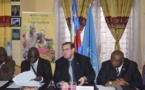 Ouverture d'un atelier de la FAO sur la formulation du cadre de programmation pays (CPP) 2019-2021 de la République Centrafricaine